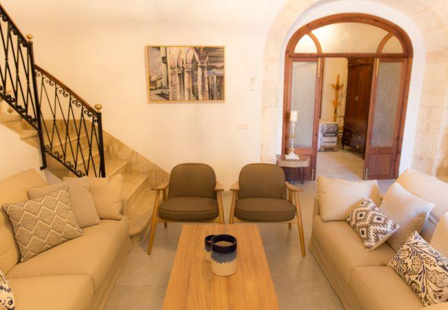 Ferienhaus in Sa Pobla - Sunset Villa Campanile