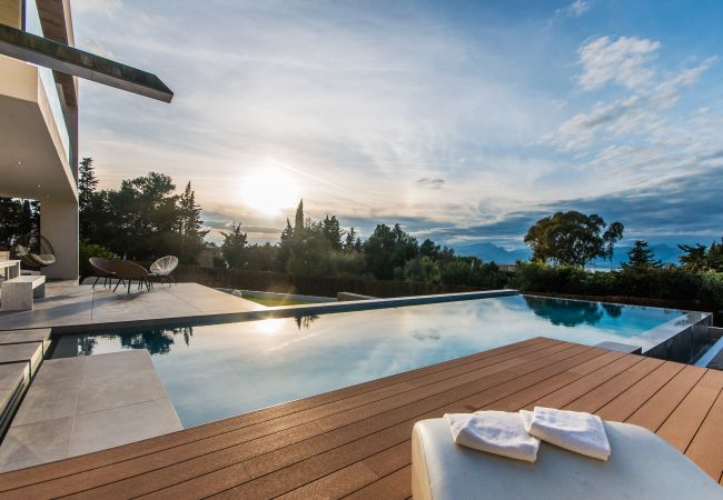 Chalet in Mal Pas - Bon Aire - Sunset Villa O2