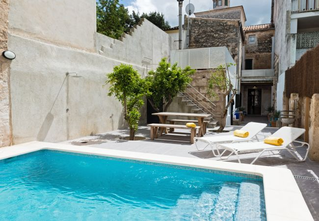 House in Sa Pobla - Sunset Villa Campanile