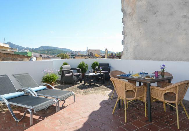 Apartment in Alcúdia - Sunset Es Celler